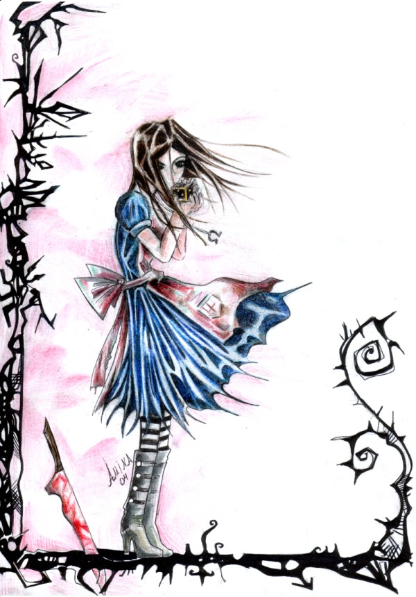 Crazy Alice by Amina