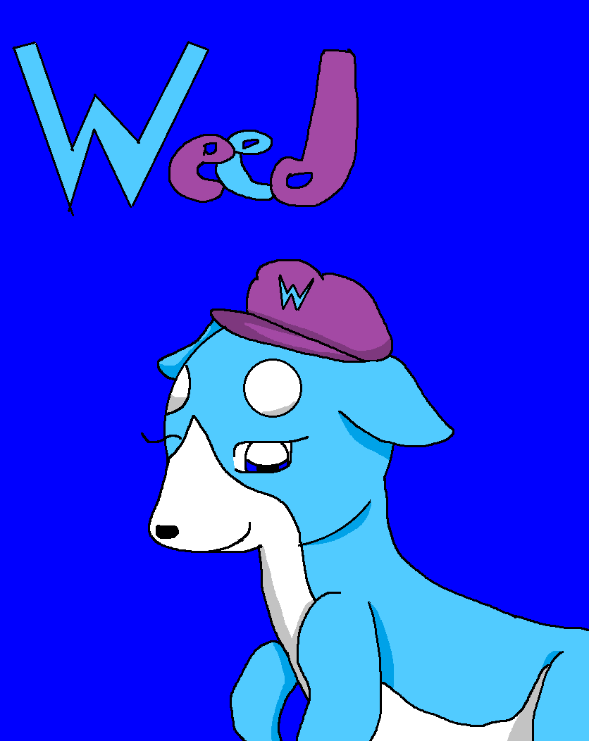 Weedo the Theif by AmyRose123