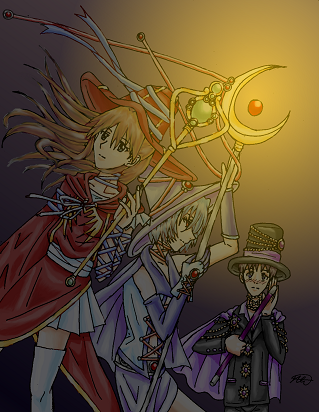 A Magical Evangelion by Andy_and_Nicky