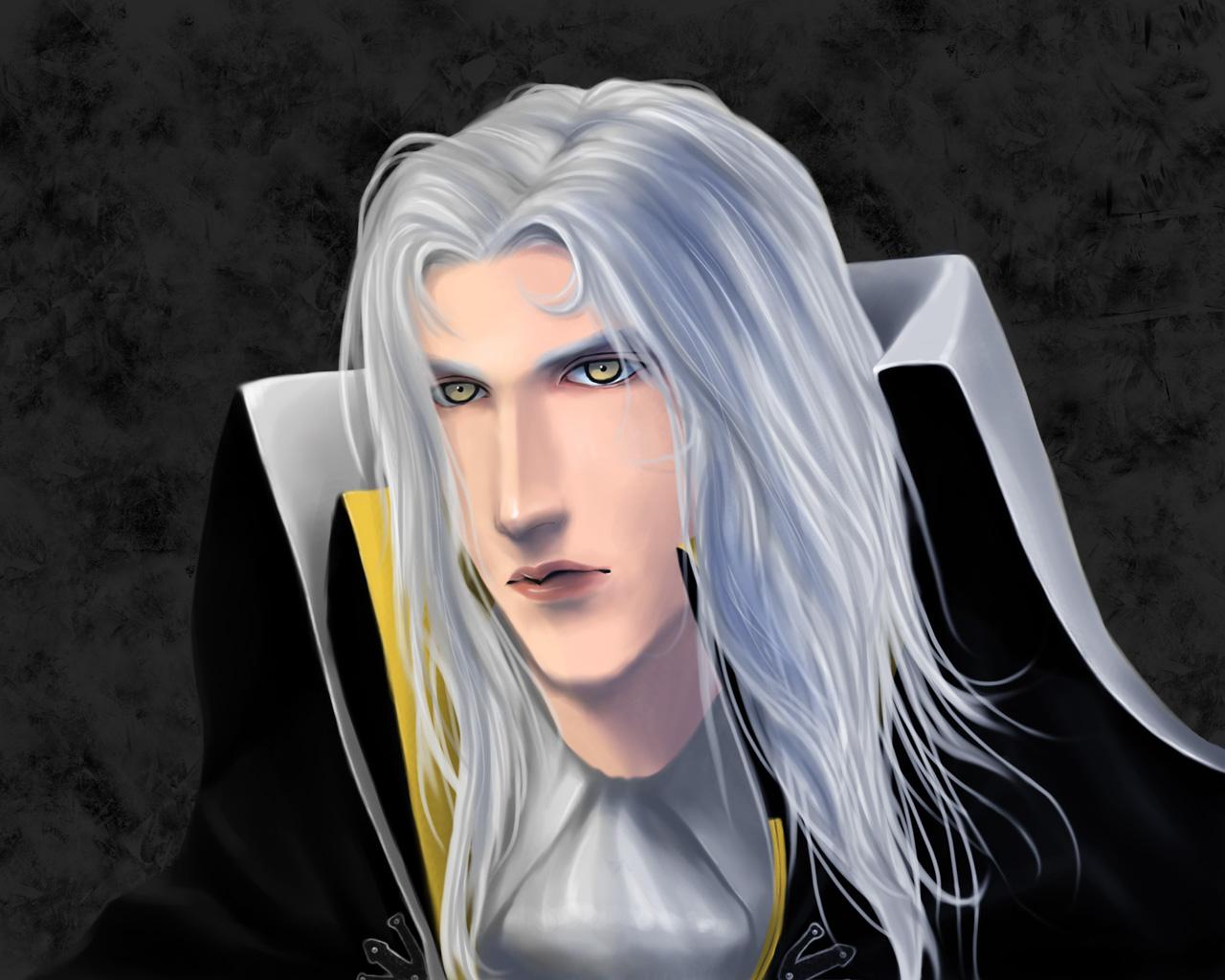 Alucard by AngelusMortis