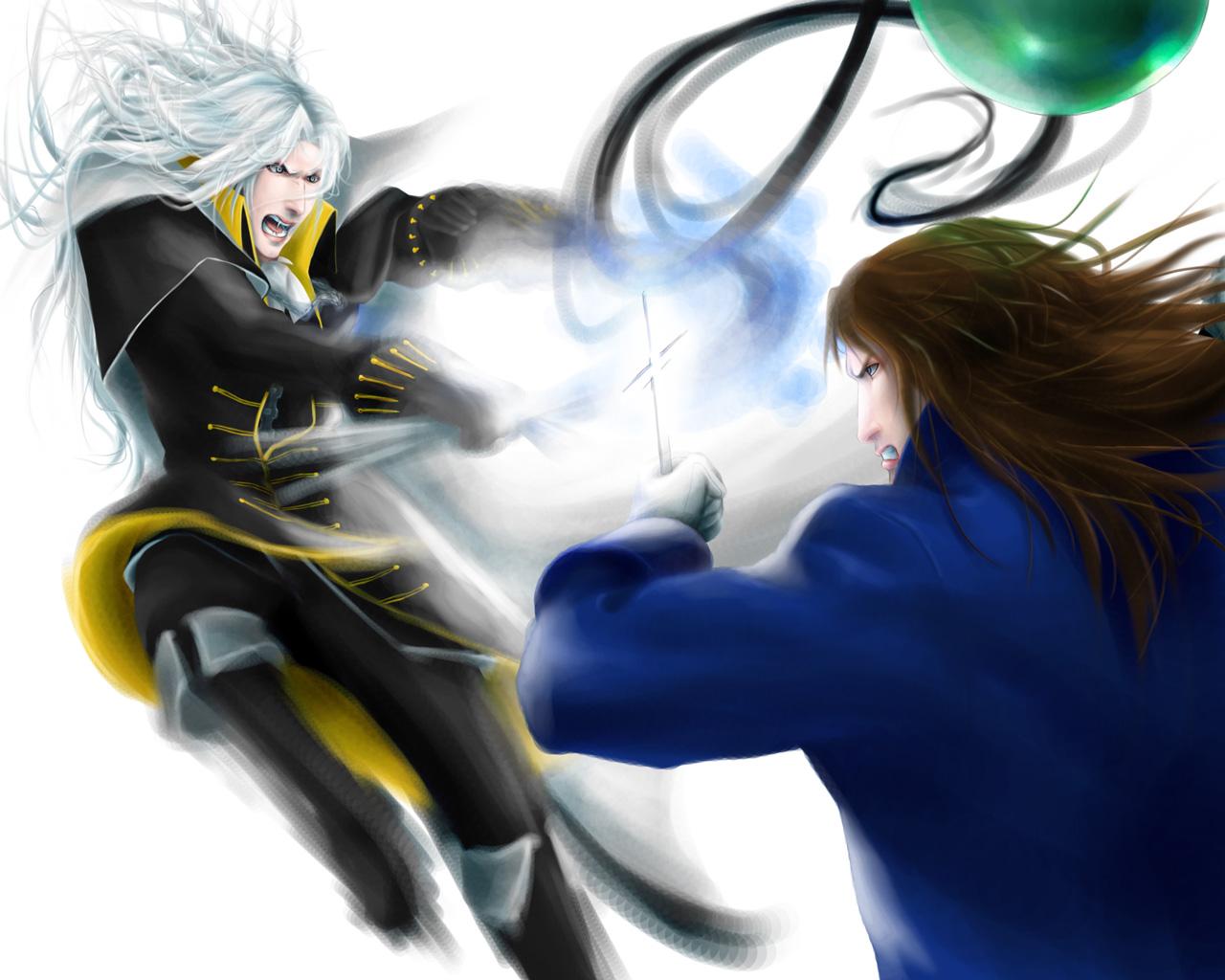 Reverse Battle by AngelusMortis