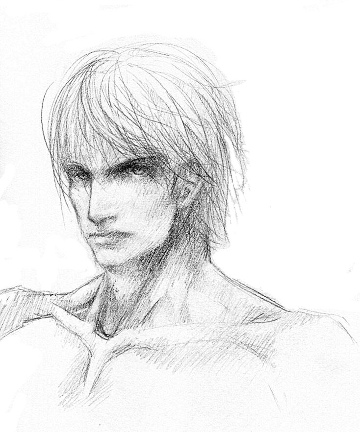 Dante Portrait by AngelusMortis