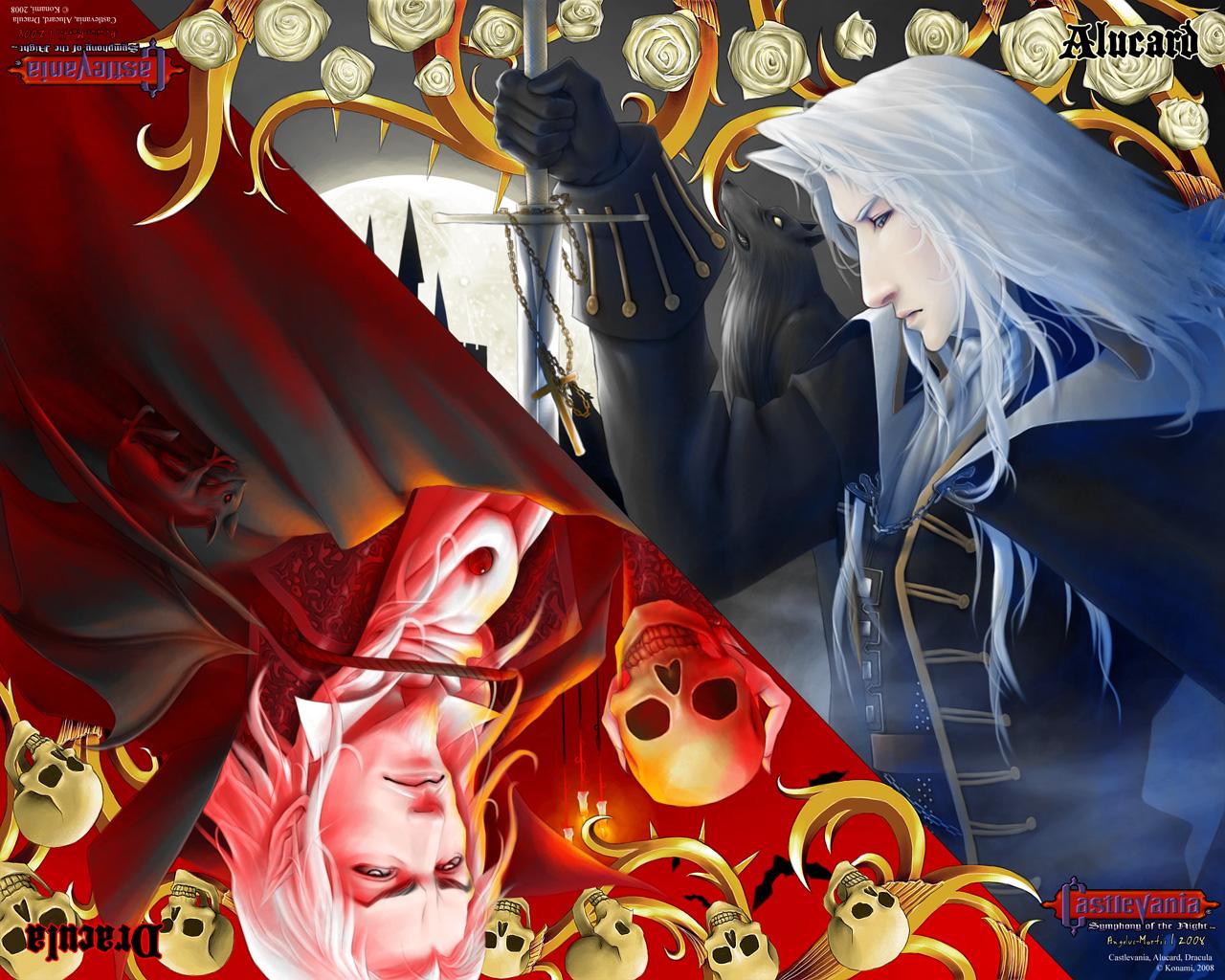 Alucard\Dracula by AngelusMortis