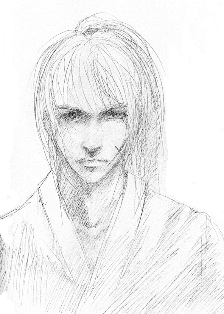 Kenshin Portrait by AngelusMortis