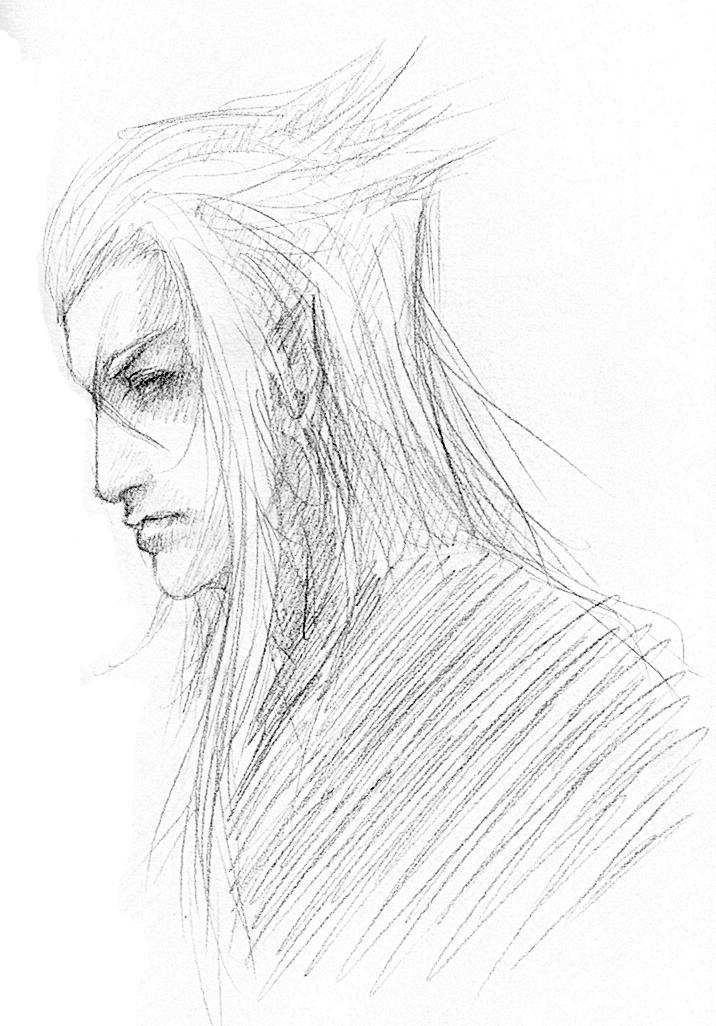 Saix Portrait by AngelusMortis