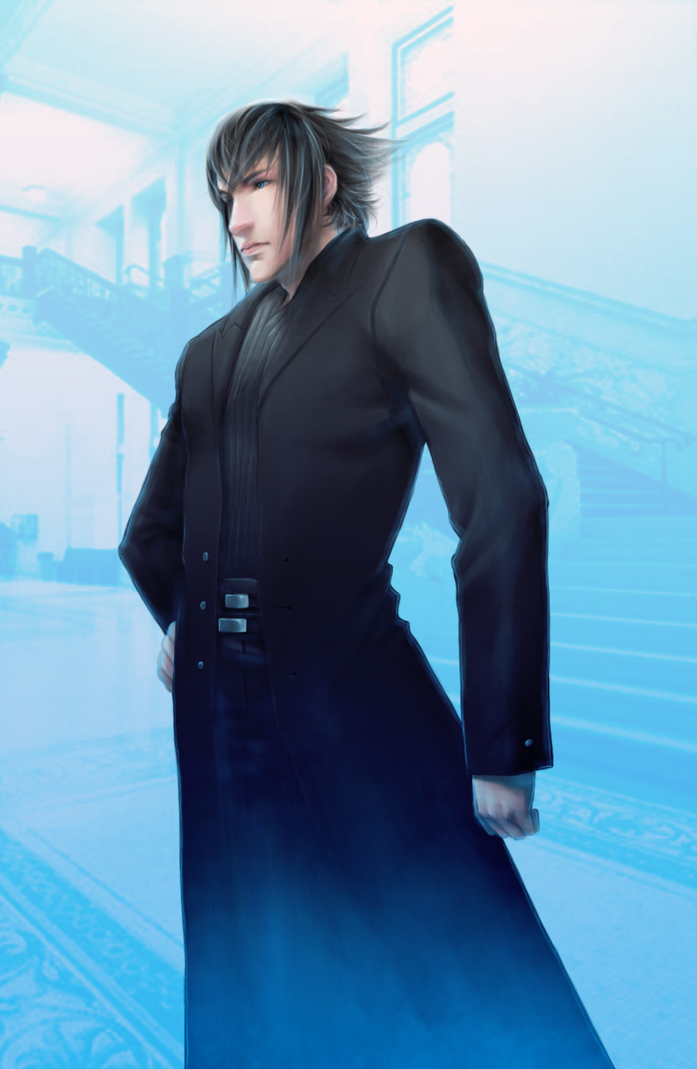 Noctis? by AngelusMortis
