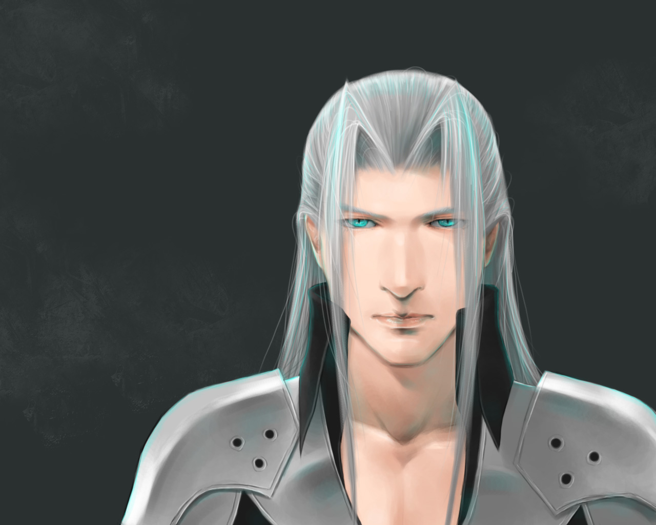 Sephiroth Wallpaper by AngelusMortis