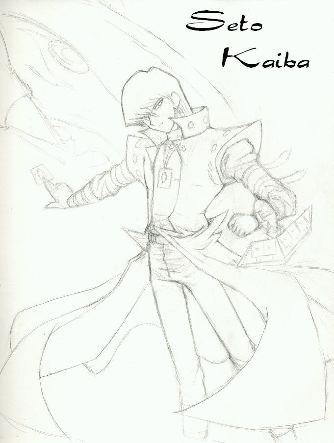 Seto Kaiba by Animaker131