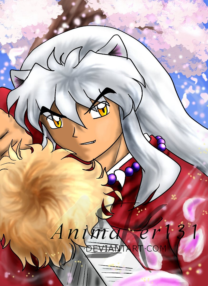 InuYasha Author tag commission by Animaker131