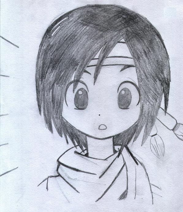 Yuffie by Anime-Freak