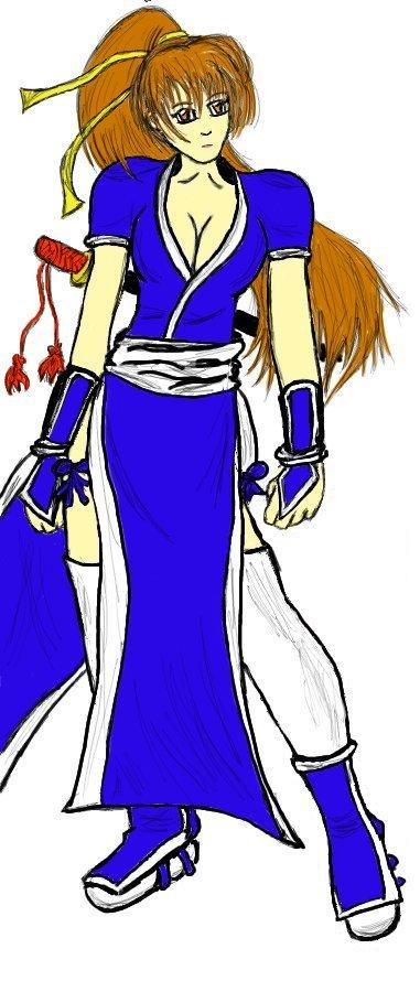 Kasumi by Anime17