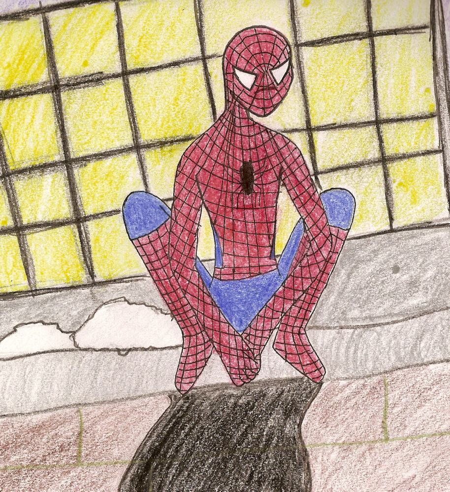 Spiderman! by Anime3