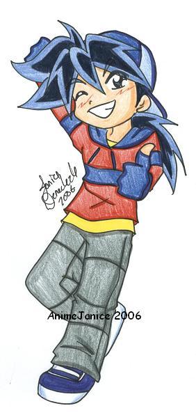 Chibi Tyson by AnimeJanice