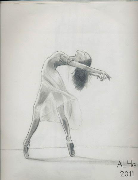 Ballerina by AnimeLover4ever
