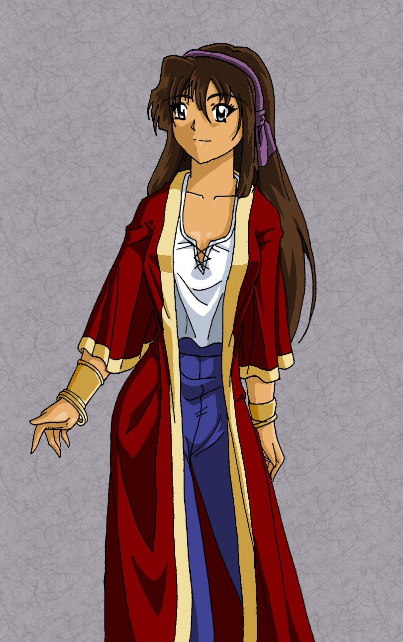 Gypsy (In Development) by AnimeMangaLover