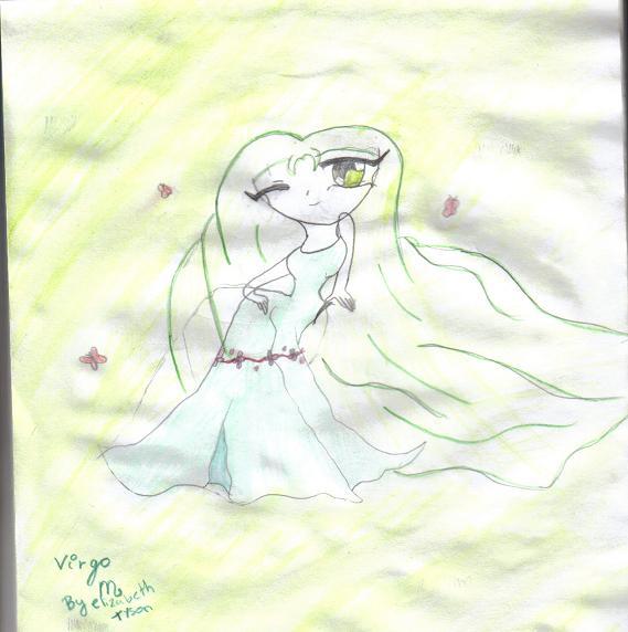 virgo by AnimeQueen_2005