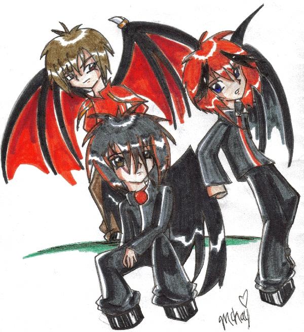 Gantz Yokai: Request For Animemaster2334 By Anime_Yokai_Mckai