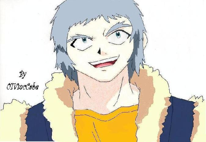 paint job of Bryan!!! by Anime_veak