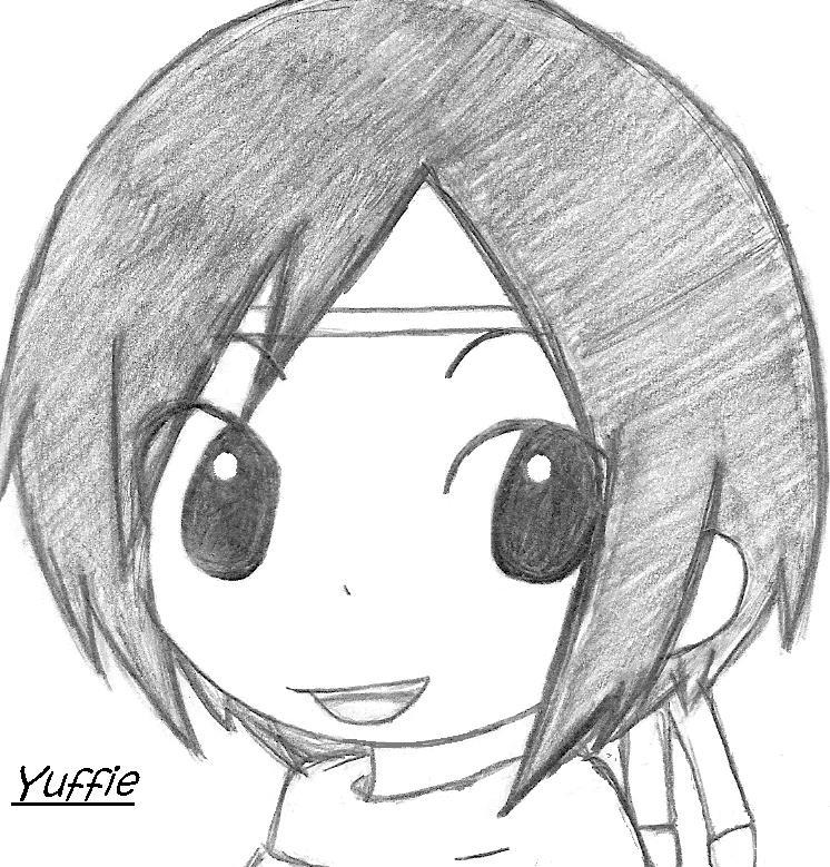 Yuffie by AnimefanDawn