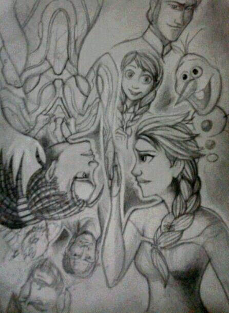 Elsa and Kerrigan #1 by AntiSJWSaint