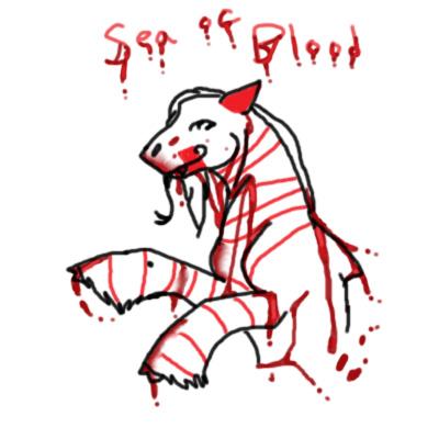 -Sea of Blood- by Appaloosa