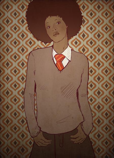 Naima Jones by Aprikose