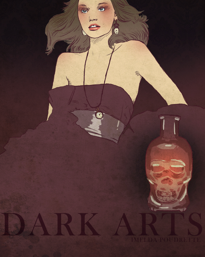 Dark Arts by Aprikose