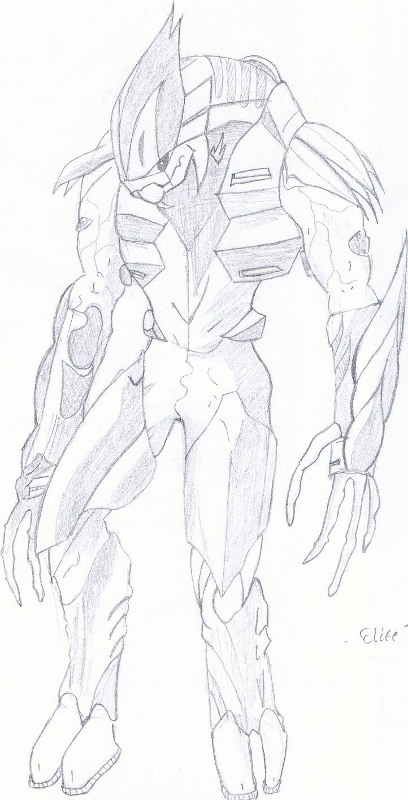 Elite form Halo by Arby1055