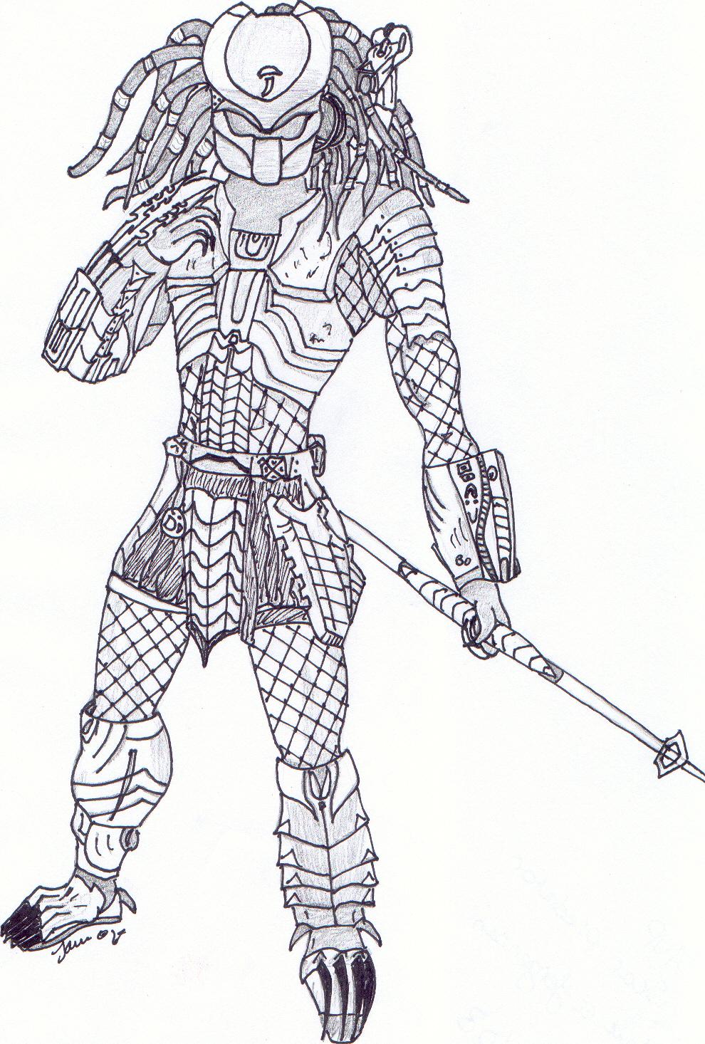 Scar Predator by Arby1055
