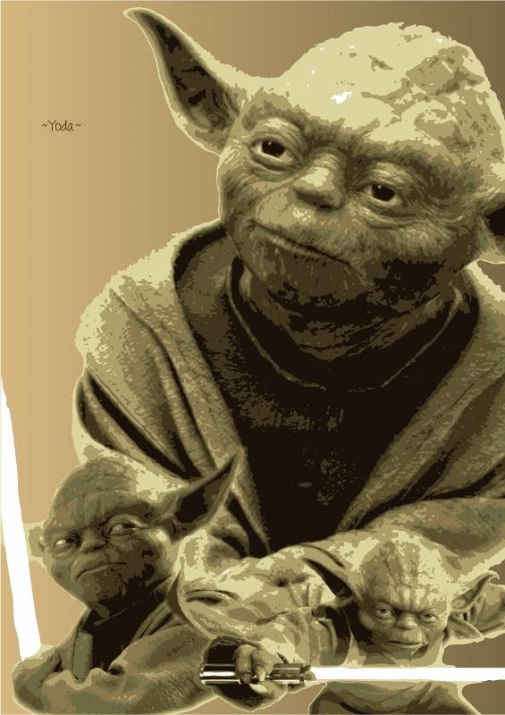 Yoda by Arby1055