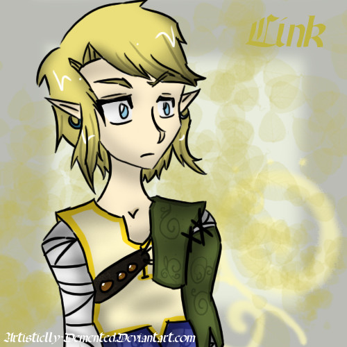 Link. by ArtisticllyDemented