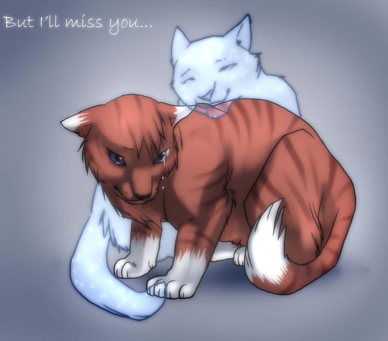 But I'll Miss You... (Re-draw Request) by Aspen
