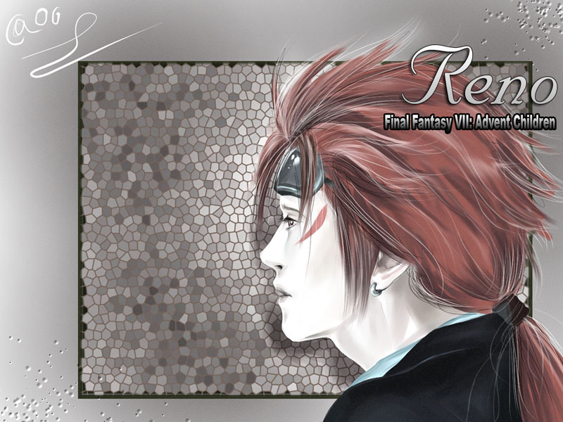 Reno wallpaper by Autumn-Sacura