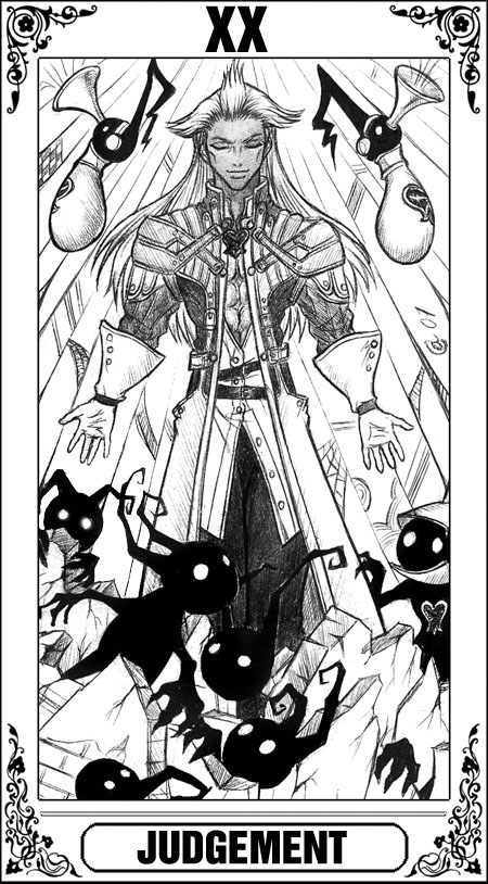 KH Tarot: Judgement by Autumn-Sacura