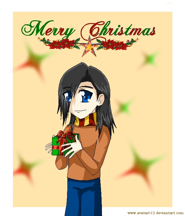 Merry Chistmas by Avatar