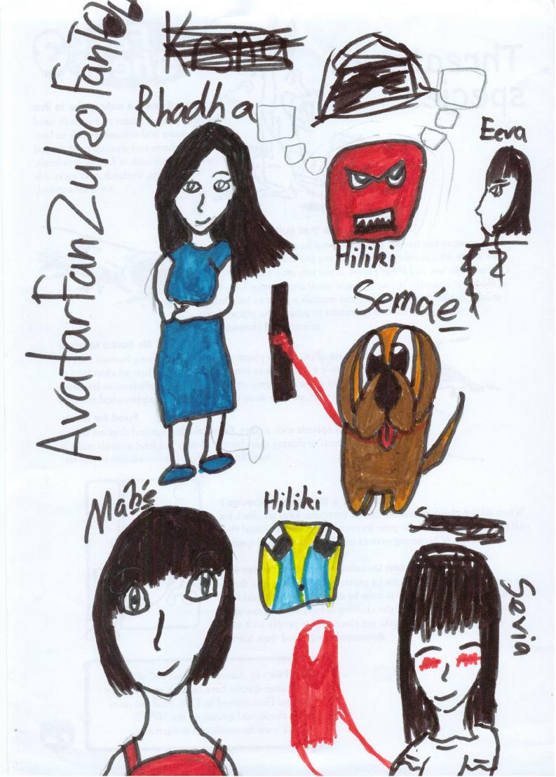 Random page by AvatarFanZukoFanTOO