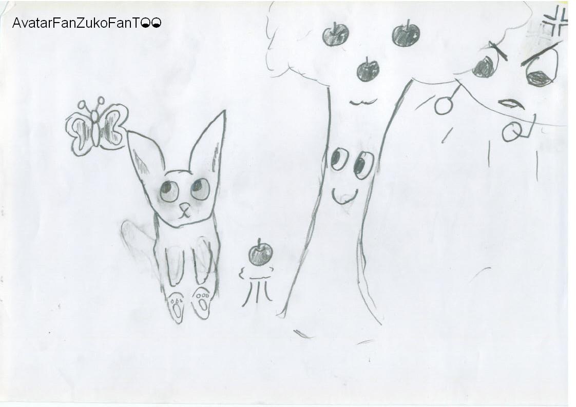 Da tree by AvatarFanZukoFanTOO
