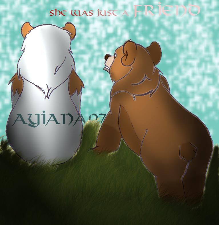 Kia and Kenai by Ayiana07