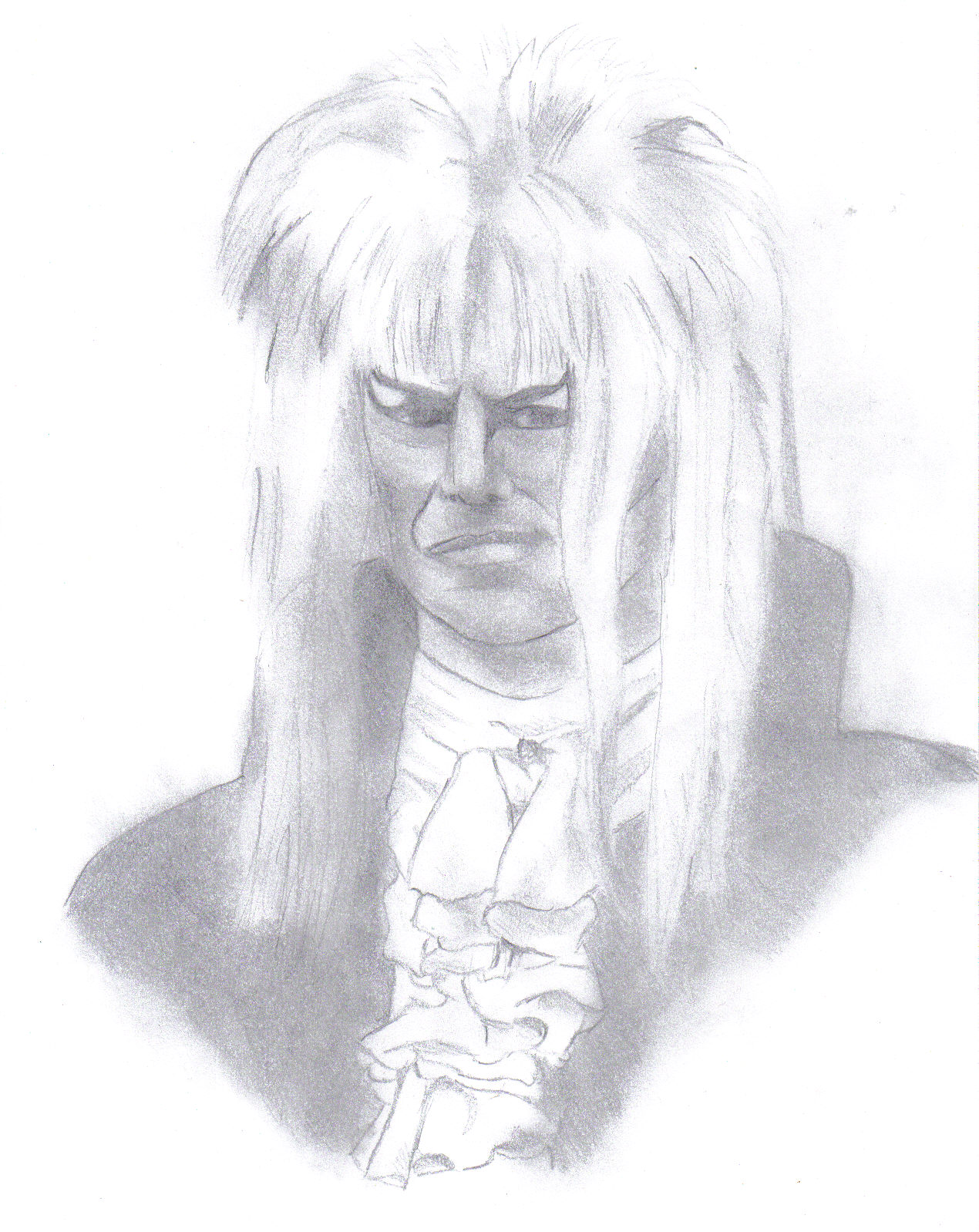 Jareth, King of the labyrinth by AylaWilson23