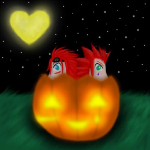 Pumpkin by AzureMikari