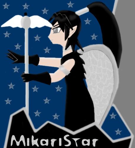 Gaian Mikari Star 2 by AzureMikari