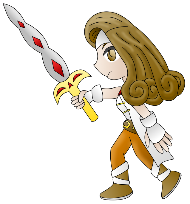 Beatrix (Final Fantasy IX) by AzureMikari