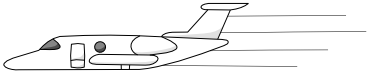 airplane 2 by AzureMikari