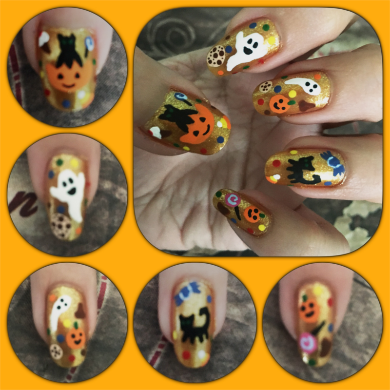 Halloween Party 1 by AzureMikari