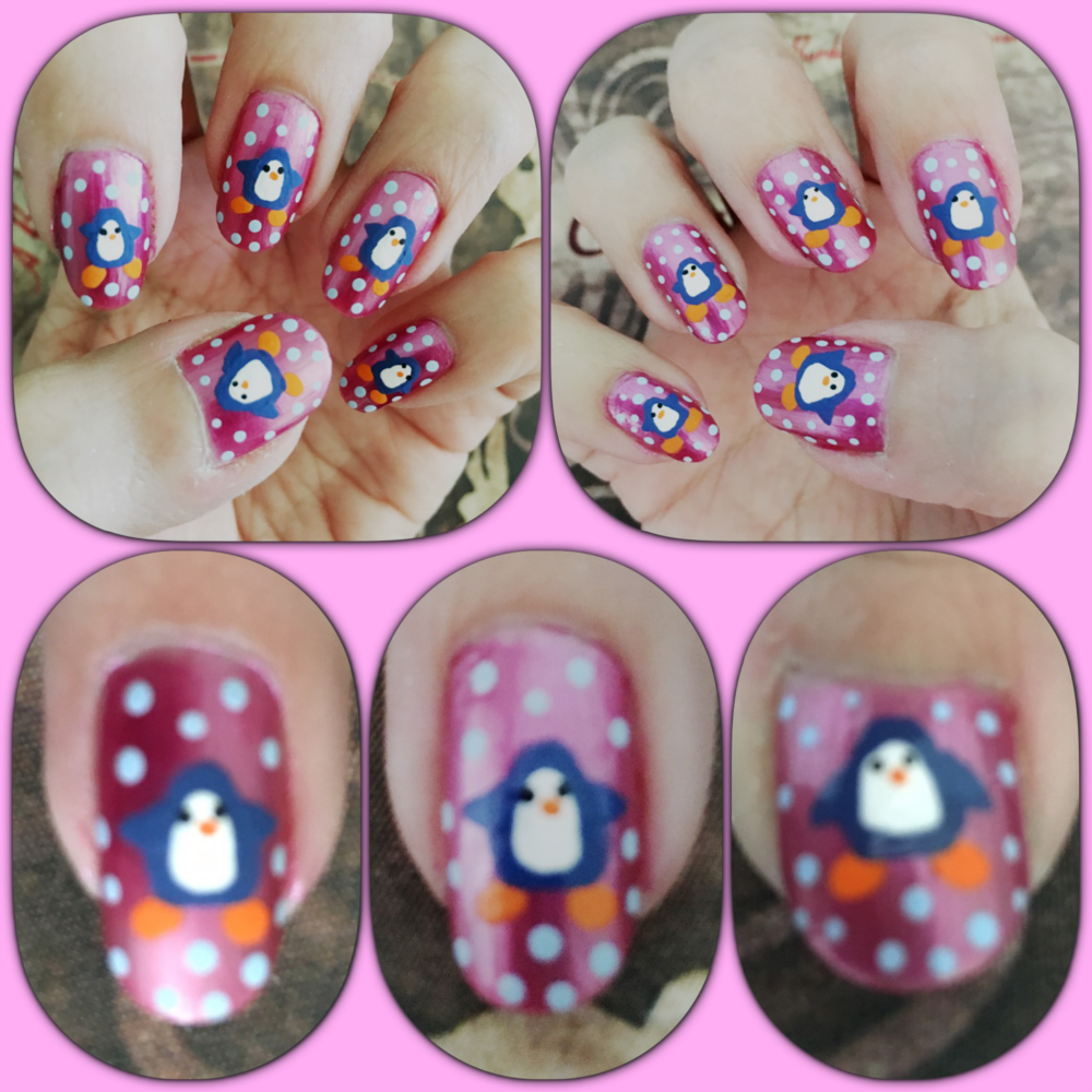 Penguin Mani by AzureMikari