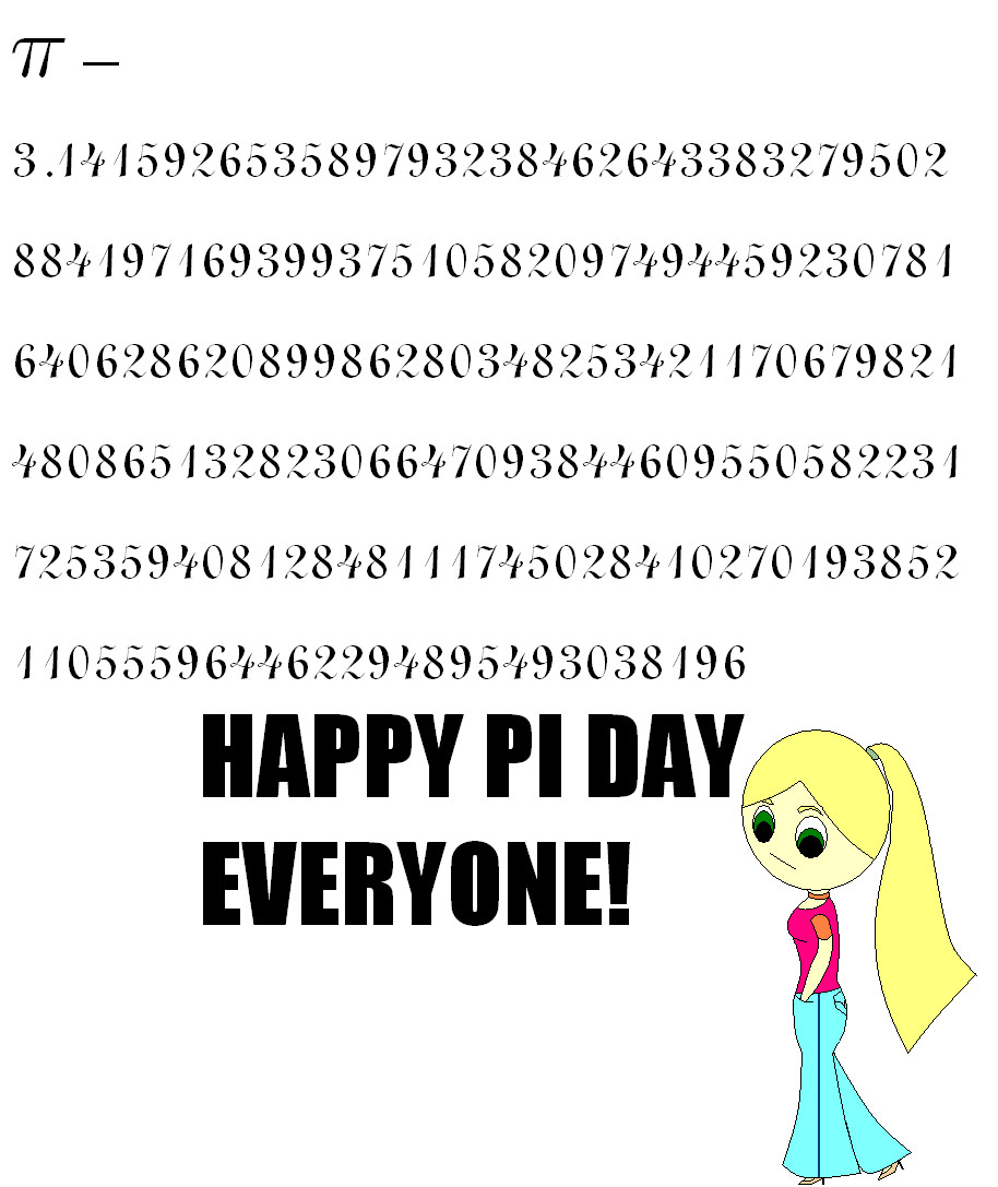 PI Day by acfan