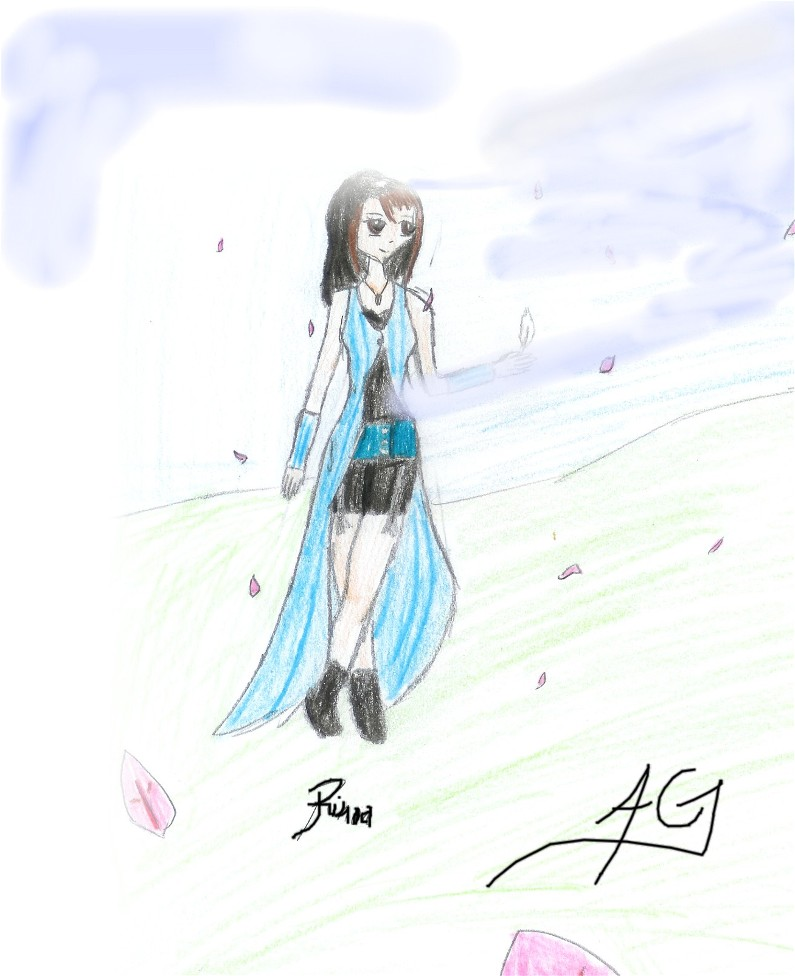 Rinoa: First Attempt by aeris7dragon