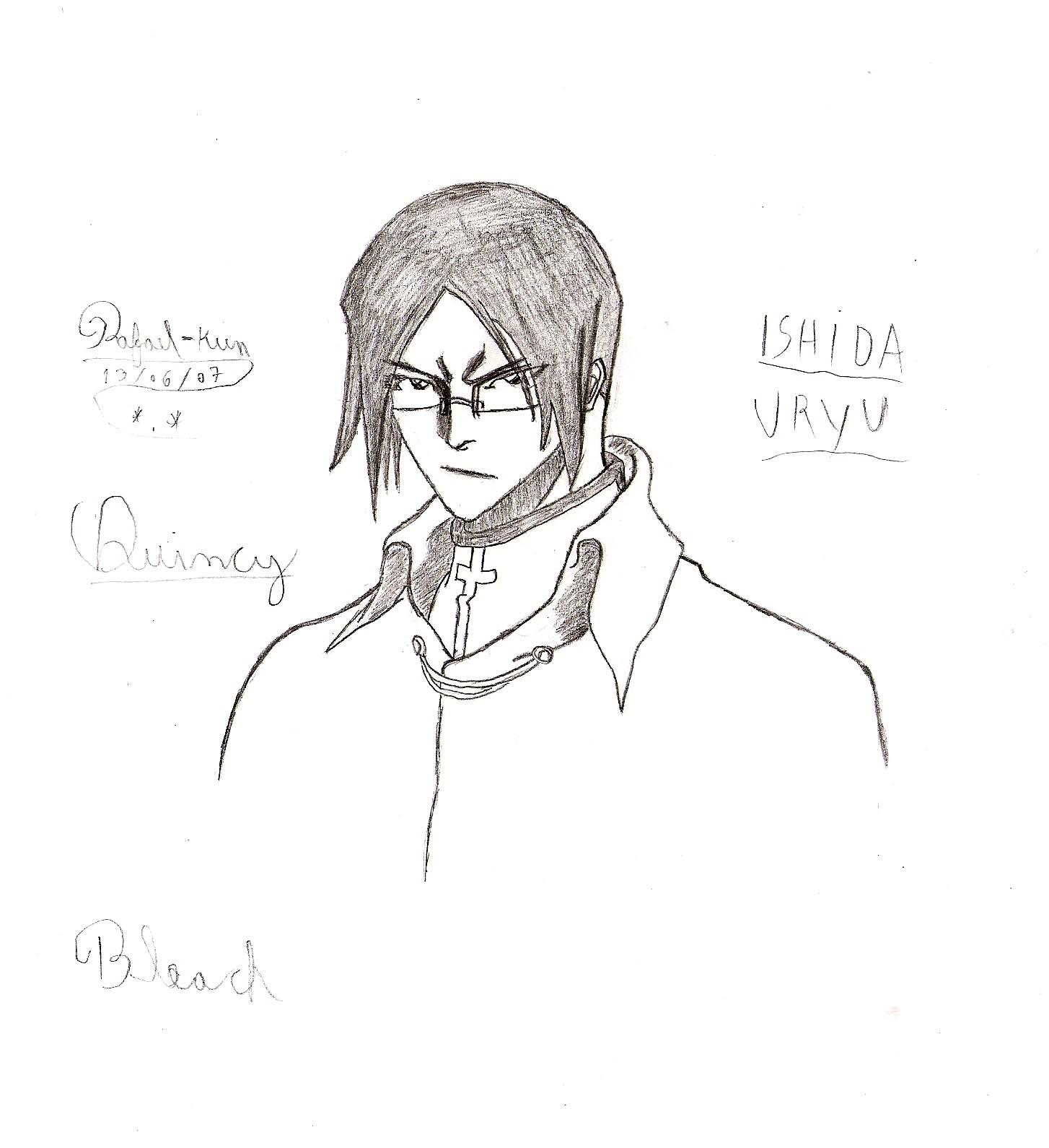 Ishida by aizensan