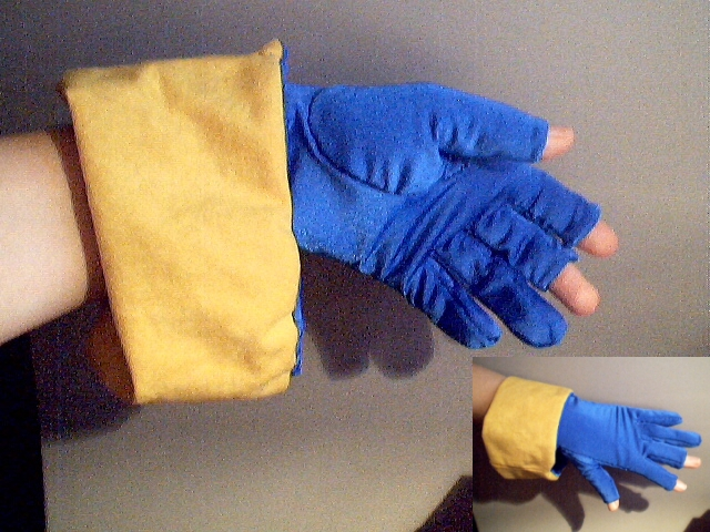 Vin's gloves by aka_May
