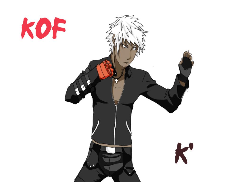 k' by akiraraven